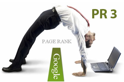 Google PageRank is ready