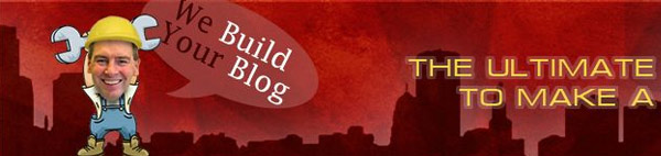 we build your blog