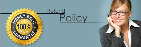 clear refund policy