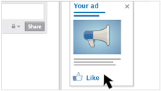 facebook ads here