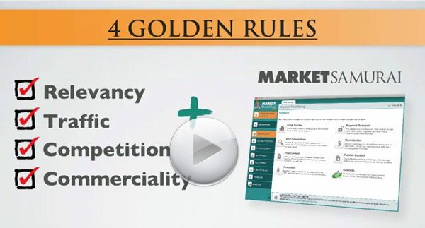 Watch This Video: Market Samurai Golden Rules