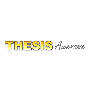 Thesis Awesome Blogs