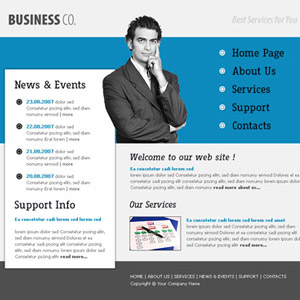 Creating A Business Website