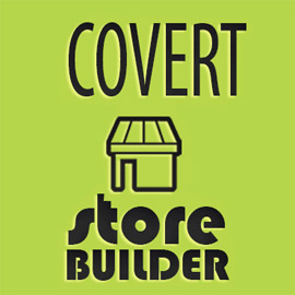 Covert Store Builder Theme