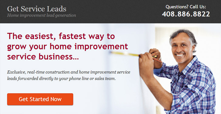 Get Service Lead