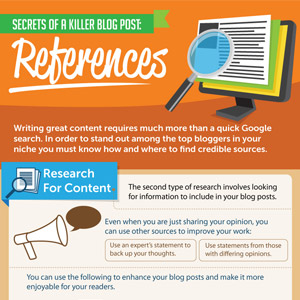 Write a Killer Blog Post by Doing Your Homework! post image